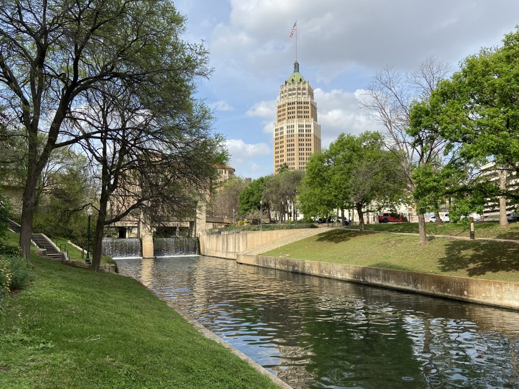 Tower Life building in San Antonio.